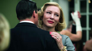 """Cate Blanchett, sublime """"Carol"""" pour Todd Haynes."""