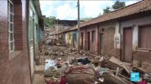 2020-01-29 16:12 Brésil : Des inondations font 50 morts et obligent 30 000 habitants à évacuer