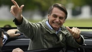 Jair Bolsonaro, who rode a wave of anti-establishment anger to victory in Sunday's election, wants to slash the number of ministries from 29 to 15, in the name of reining in public spending