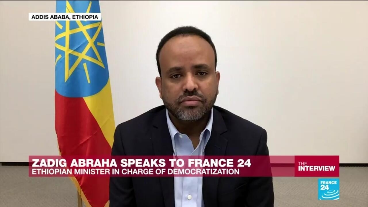 The Interview - Ethiopian minister accuses 'external forces' of involvement in recent deadly unrest