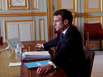 France's Macron expresses solidarity with Italy, says Europe must not be 'selfish'