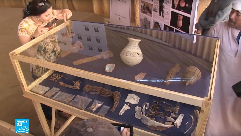 مصر: اكتشاف غير مسبوق لمنطقة صناعية فرعونية في وادي الملوك