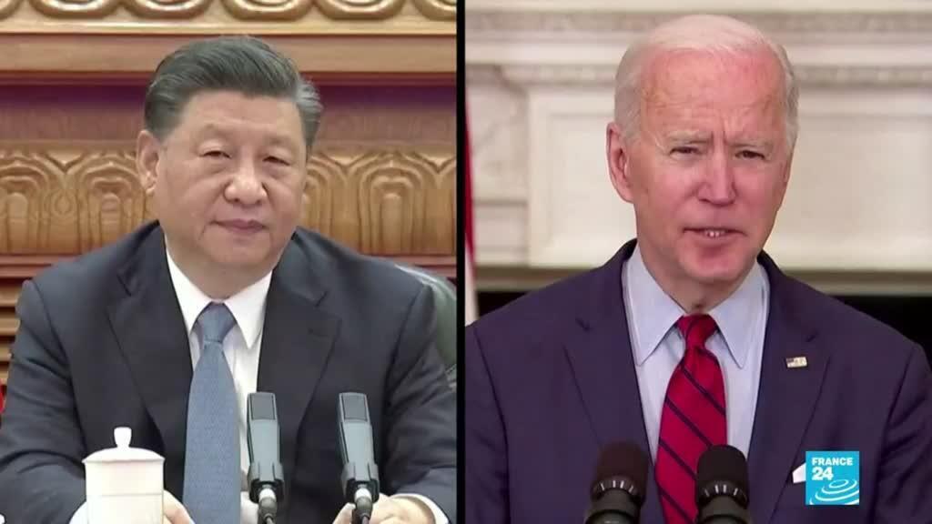 2021-04-18 19:05 EE. UU. y China se comprometen a trabajar juntos frente a la crisis climática
