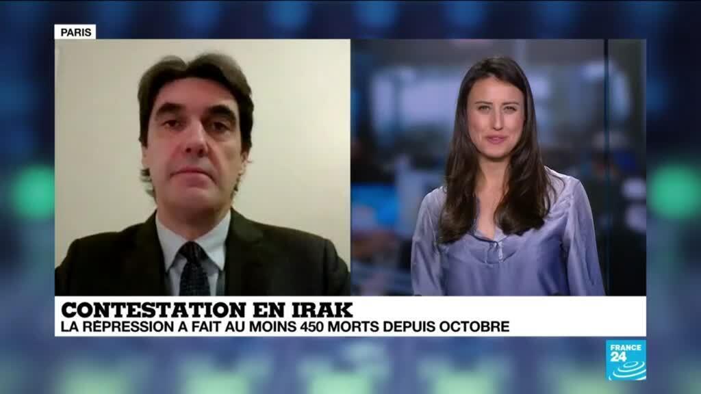 2020-01-25 18:07 David Rigoulet-Roze sur France 24: L'élimination du général Soleimani, un tournant pour l'Irak