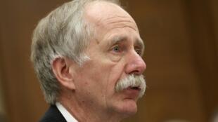 Bill Gerstenmaier, le 10 décembre 2014 lors d'une audition au Congrès américain