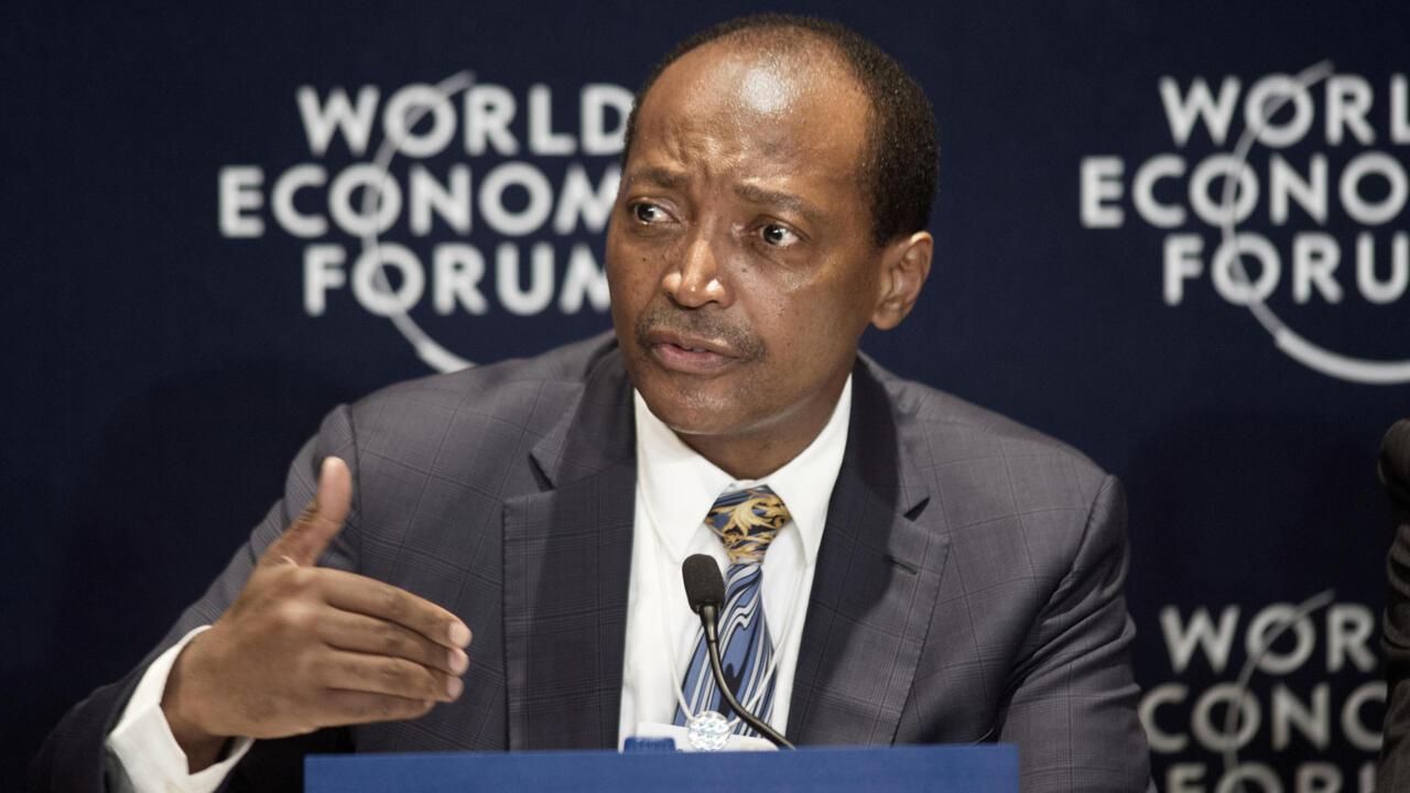 Patrice Motsepe, un milliardaire à la tête du football africain - FRANCE 24