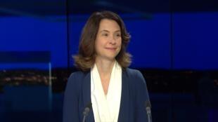 Estelle Brachlianoff, Directrice générale adjointe, Veolia