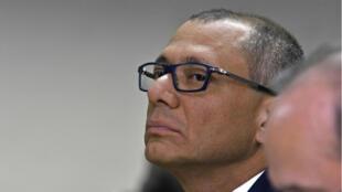 El vicepresidente de Ecuador, Jorgel Glas, investigado investigado dentro de la trama de presuntos sobornos de la firma Odebrecht.