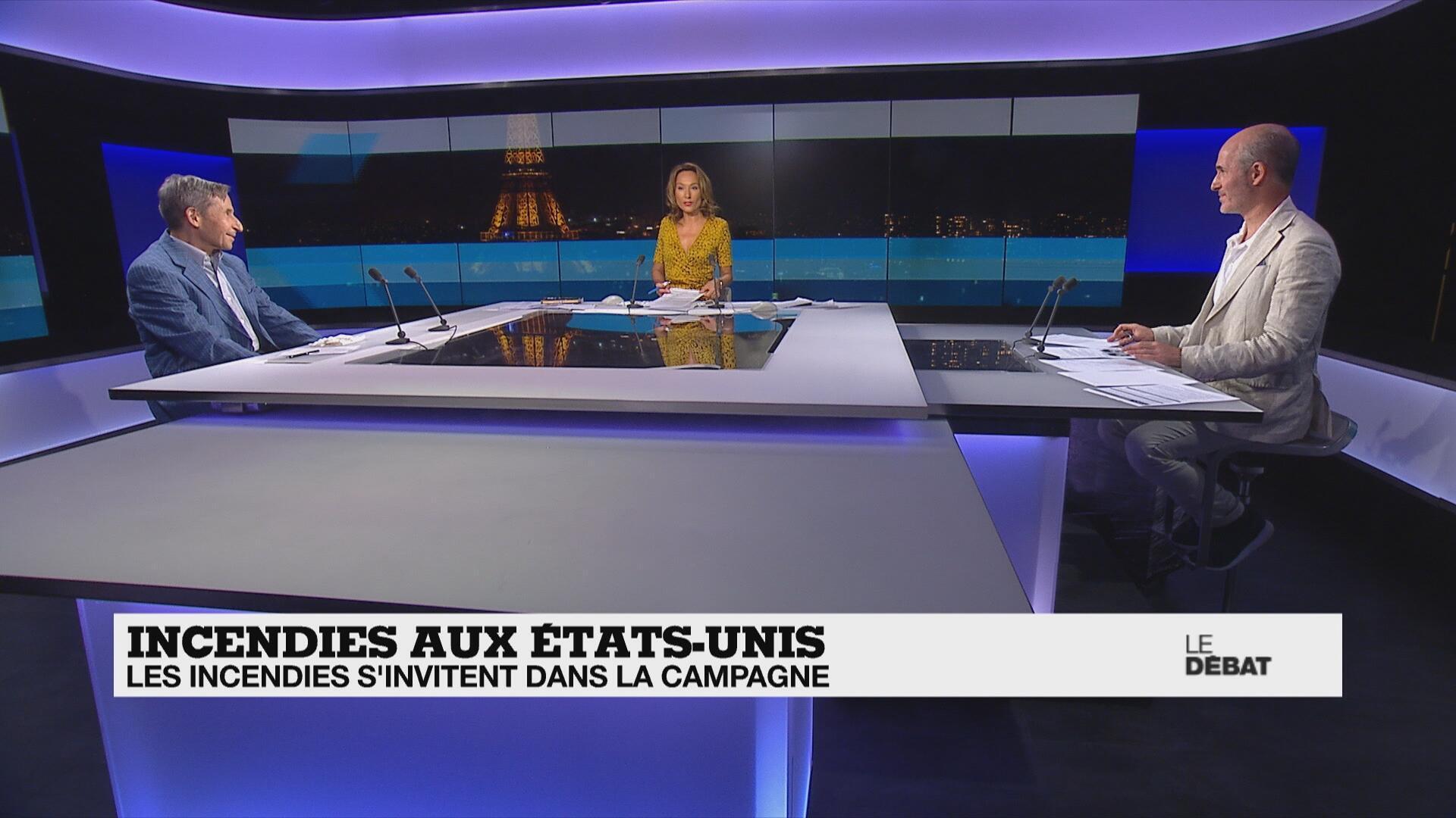 Le Débat de France 24 - lundi 14 septembre 2020