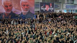 Iran-Foule-Soleimani