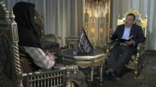 Le chef du Front al-Nosra interrogé sur la chaîne Al-Jazira
