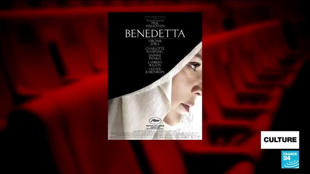 """2021-07-09 14:22 Festival de Cannes : Paul Verhoeven de retour sur la Croisette avec """"Benedetta"""""""