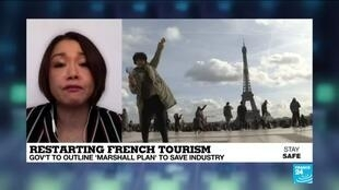 2020-05-14 10:06 France's government to outline 'Marshall plan' to save country's internal tourism