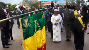 Cérémonie d'investiture du président Ibrahim Boubacar Keïta.