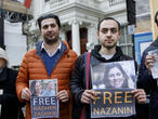Jailed British-Iranian aid worker transferred to psychiatric facility in Iran