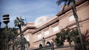 صورة أرشيفية للمتحف المصري بالقاهرة
