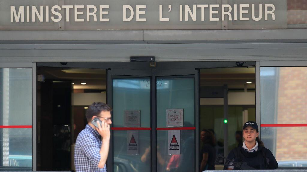 Una vista general muestra las oficinas de la Policía Judicial en Nanterre, cerca de París, Francia, el 18 de junio de 2019.