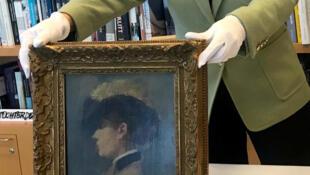 تسليم الأعمال الفنية إلى أحفاد المحامي اليهودي الفرنسي أرمان دورفيل - 22/10/2020