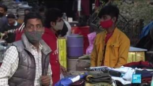 2020-11-20 17:06 India's coronavirus cases pass nine million as Delhi struggles