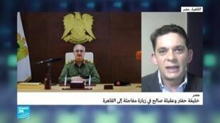 مراسل مصر
