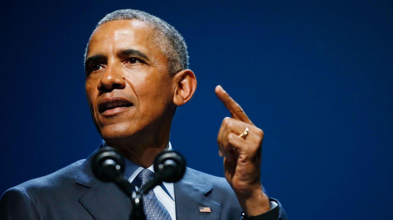En un tweet et deux millions de RT, Barack Obama a éclipsé toutes les inepties prononcées par son successeur milliardaire.