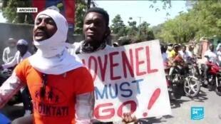 2021-04-22 11:11 Insécurité en Haïti : l'Église en grève suite à l'enlèvement de religieux