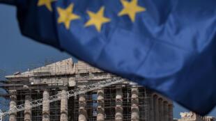 La Grèce bénéficie d'un troisième plan d'aide financière de l'UE, d'un montant de 86 milliards d'euros sur trois ans.