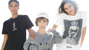 Jillian Mercado, mannequin en chaise roulante pour le site de vente en ligne de produits dérivés de Beyoncé.