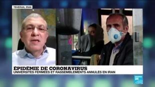 2020-02-27 16:02 Coronavirus en Iran : le gouvernement adopte les mêmes mesures de sécurité que la Chine