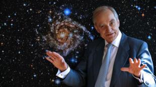 L'astrophysicien André Brahic est décédé dimanche à l'âge de 73 ans.