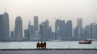 Doha, le 2 juillet 2017.