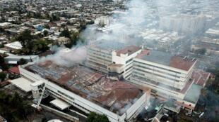 CHILE HOSPITAL 1