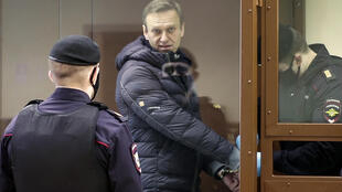 Alexei Navalny has had a past suspended sentence converted into real jail time after being airlifted out of Russia to be treated for poisoning with a nerve agent