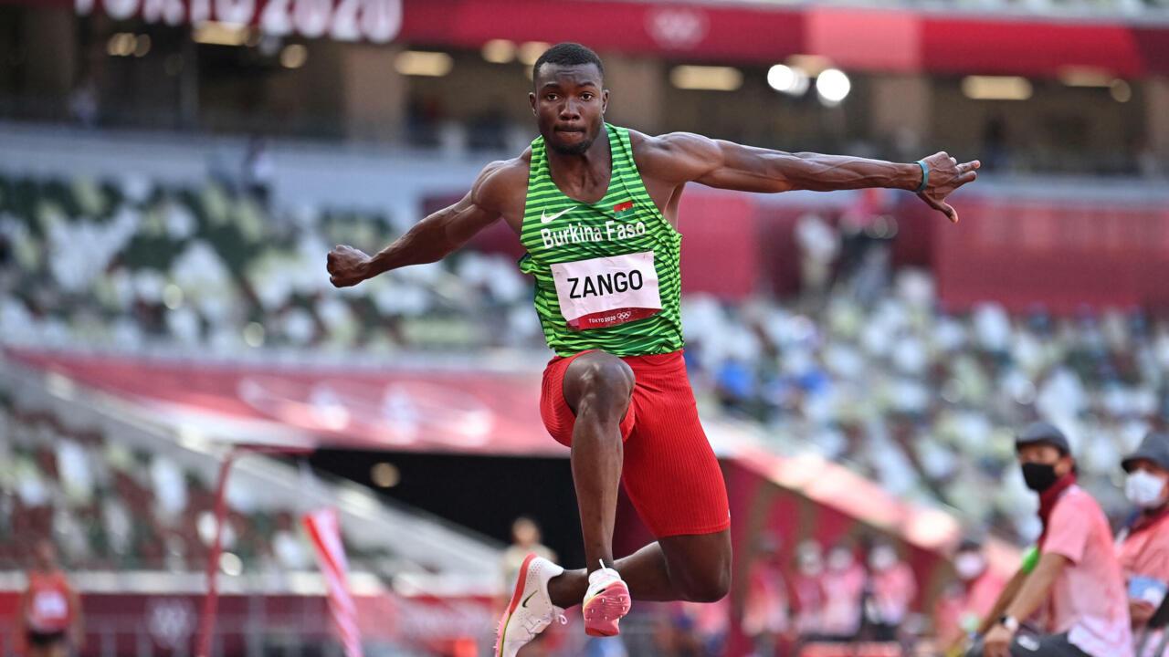 Tokyo 2021 : Hugues-Fabrice Zango donne au Burkina Faso la première médaille de son histoire