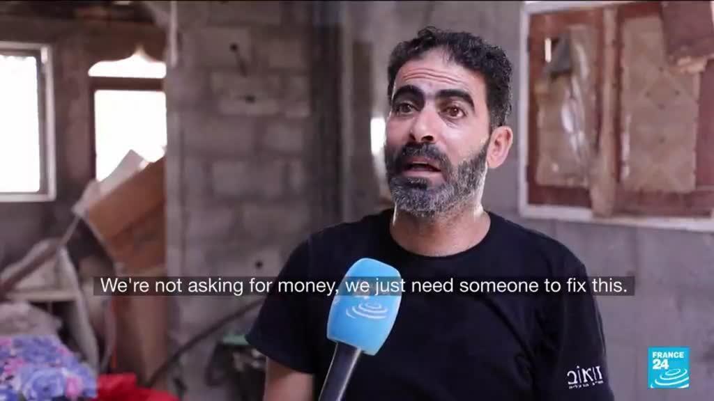 2021-08-26 11:09 Gaza struggles to rebuild, three months after lightning war