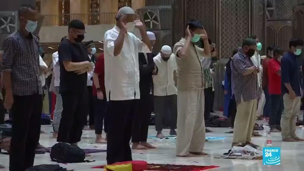 2021-04-13 14:43 Cumpliendo medidas de bioseguridad, musulmanes podrán asistir a las mezquitas durante el Ramadán