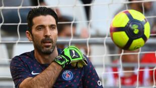 L'international italien aura disputé 25 rencontres toutes compétitions confondues avec le PSG