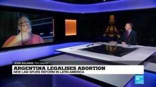 2021-01-15 22:39 Argentina legalises abortion
