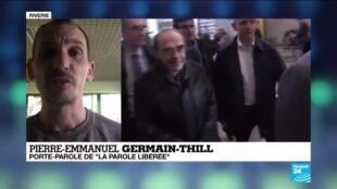 2020-01-30 16:01 Procès Barbarin : P-E. Germain-Thill, victime du père Preynat, s'attendait à la relaxe du cardinal