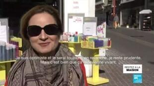 """2020-04-20 16:01 Coronavirus : Épidémie """"sous contrôle"""" en Allemagne, le déconfinement peut débuter"""