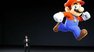 Shigeru Miyamoto, créateur de Mario, a présenté Super Mario Run lors du lancement de l'iPhone 7