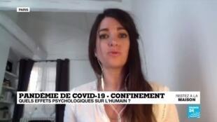 2020-04-09 16:03 Coronavirus : Quels effets psychologiques a le confinement sur l'humain ?