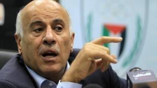 رئيس الاتحاد الفلسطيني جبريل الرجوب