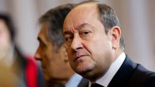 Photo d'archive. Bernard Squarcini a été le puissant patron du renseignement intérieur sous Nicolas Sarkozy, dont il est proche.