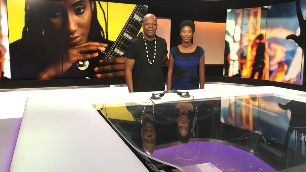 La chanteuse Maïna et le promoteur Dudu Sarr au service de la musique sénégalaise