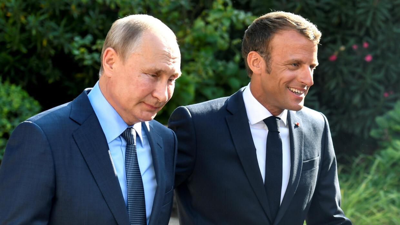 """Sommet en """"format Normandie"""" à Paris : une réunion pour raviver la paix en Ukraine"""