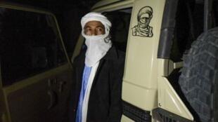 Ahmed al-Moikadé, vicepresidente de la Asociación por la lucha contra la inmigración clandestina, fue un traficante de migrantes que milita para que se aumente el presupuesto de los proyectos de reconversión.