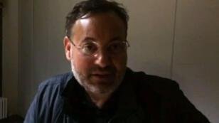 Le célèbre journaliste de la chaîne qatarie, Ahmed Mansour.