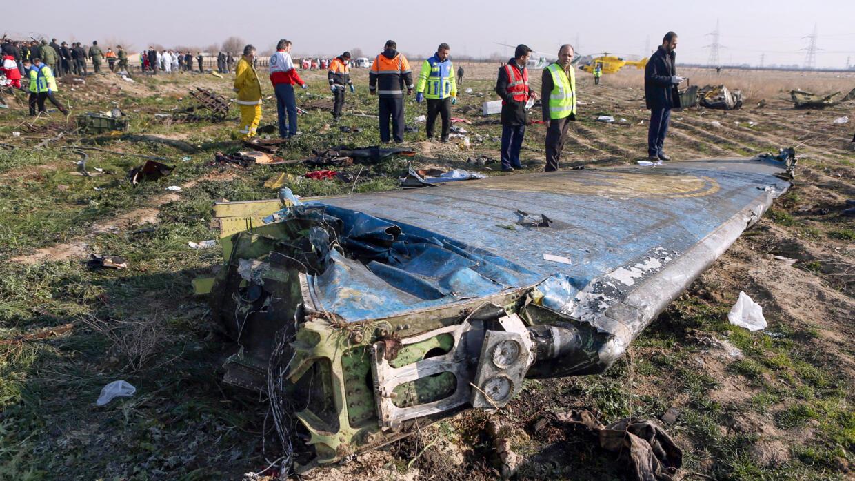Enquête sur le crash d'un Boeing à Téhéran : après des fuites, l'Iran ne veut plus coopérer avec l'Ukraine