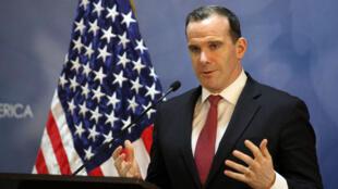 L'envoyé spécial de Donald Trump auprès de la coalition internationale qui se bat contre l'organisation État islamique, Brett McGurk, a présenté sa démission vendredi.